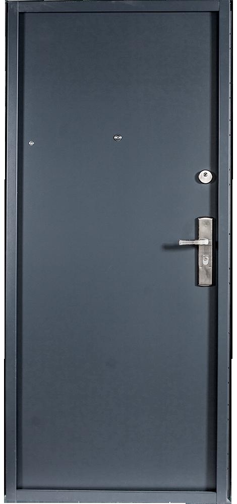 Bezpečnostné dvere – HI SEC TREND PLUS Antracit matný