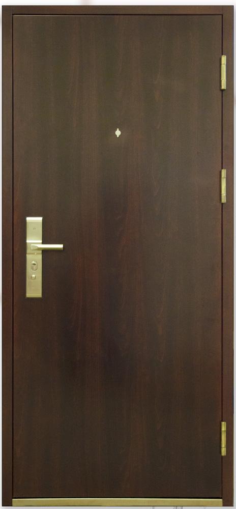 Bezpečnostné dvere – BLOCKING Orech