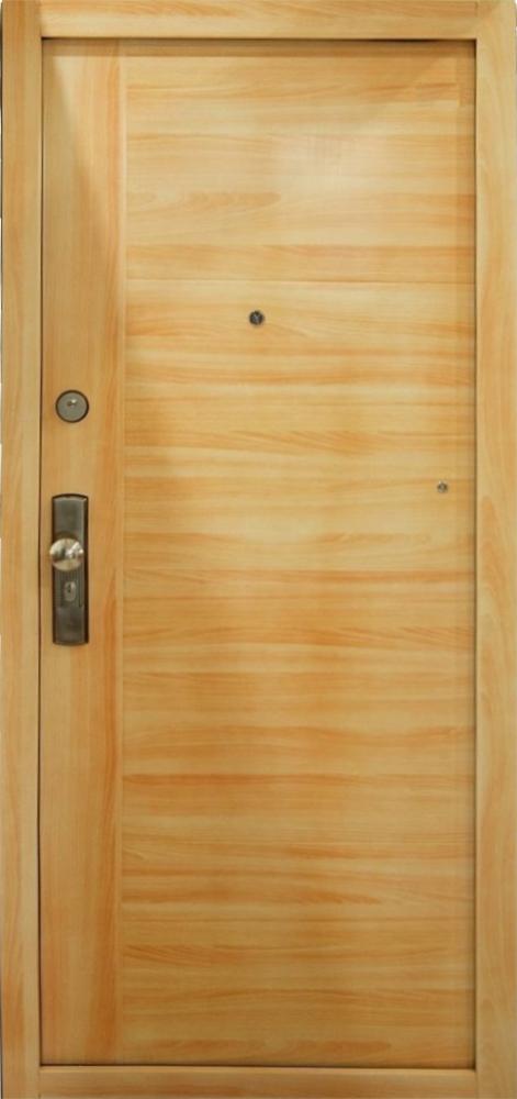 Bezpečnostné dvere – HI SEC TREND Buk svetlý