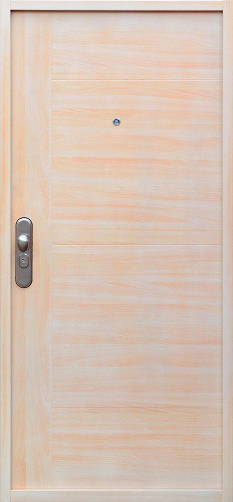 Bezpečnostné dvere – SOFIA MODERN Buk Svetlý