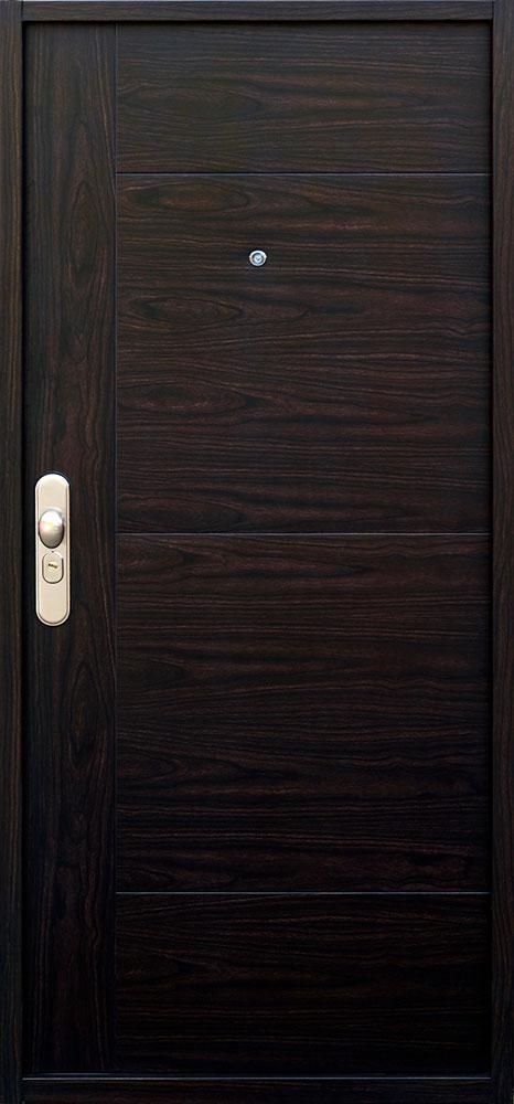Bezpečnostné dvere – SOFIA MODERN Dub Tmavý