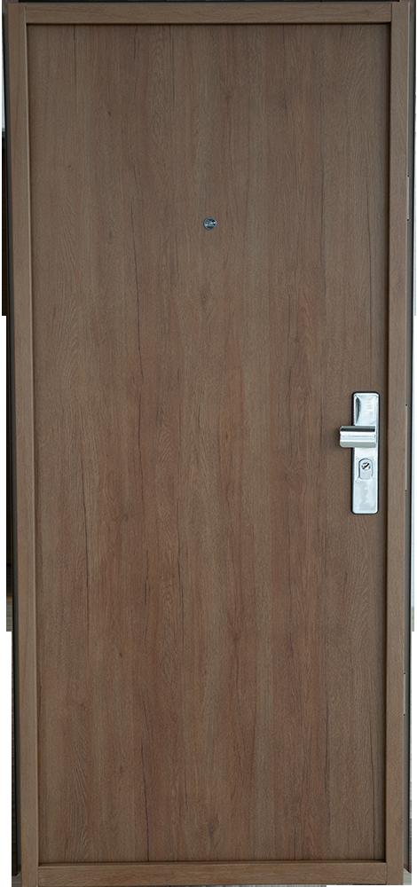 Bezpečnostné dvere – SOFIA MODERN Biela